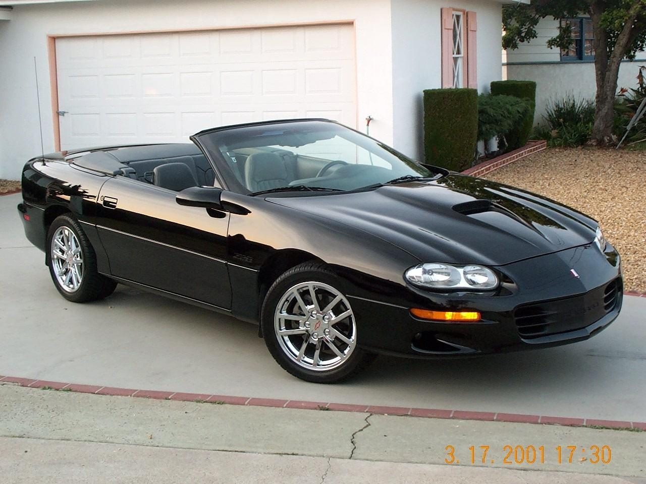 2000 camaro ss with corvette wheels submited images
